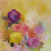 Roses ochre