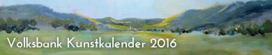 Volksbank Kunstkalender 2016