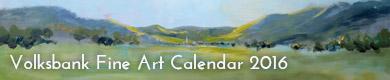 Volksbank Fine Art Calendar 2016